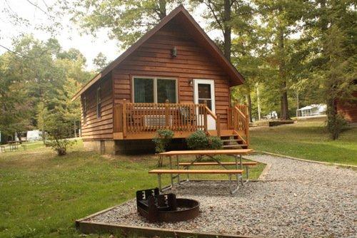Benner's Campground Cabins
